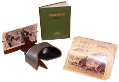 Stereoscope with Slides