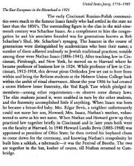 Bio of Reb Schachne Isaacs & his Son, Nathan Isaacs