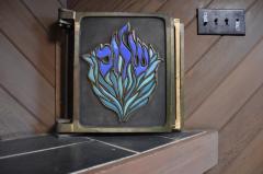 Temple Sholom Bronze Dedication Book