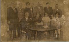 Photo of Miami University Hillel Board