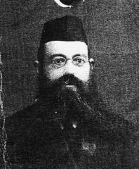 Picture of Rabbi (Rav) Avroham Betzalel Epstein