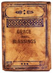 Early 1900s Book of Grace and Blessings