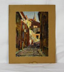 Artwork from the Personal Collection of Milton Orchin