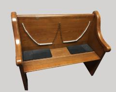Torah Stand for use during Davening (Praying) from Congregation B'nai Tzedek (Cincinnati, Ohio)