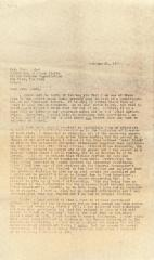 Letters from Gabriel Shapiro to the Committee for Human Rights at the United Nations Regarding his Attempts to Emigrate from the USSR to Israel