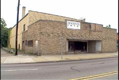 Pictures of the Exterior of the Beth Hamedrash Hagodol Congregation (Cincinnati, Ohio)