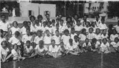 Henry Fenichel with Group