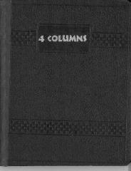 New Hope Congregation - Financial Reports April 1, 1942 - April 1, 1943