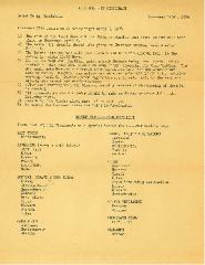 Vaad Hoier of Cincinnati Rules for Passover - 1974