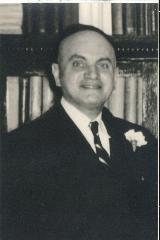 Photo & Bio of Rabbi Bernard Kalchman
