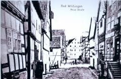 "Photo Bad Wildungen ""Neue StraBe"""
