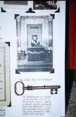"Photo of ""The Cantor key to the synagogue"""