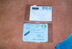 Photo Envelopes from Dominican Republic (Blumenstein)