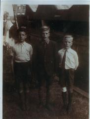 Photo Three Boys