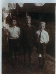 Photo Three Boys