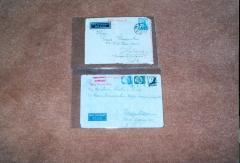 Photos Envelopes from Amsterdam (Blumenstein)
