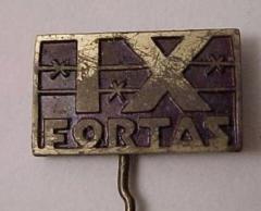 IX Fortas (9th Fort) Survivor & Commemorative Pin