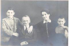 Photo Coppel Family 1937