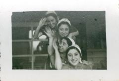 Trudy Coppel with three other women