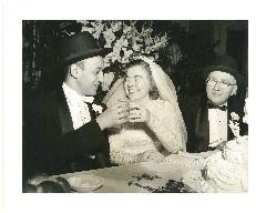 Wedding Pictures of Toby and Sam Samet, Rabbi Eliezer Silver Masader Kidushen