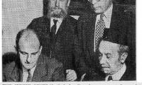Jewish Central Orthodox Committee 8/14/1947 - Chicago Sentinel