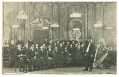 Cincinnati Jewish Center Symphony Orchestra Group Photo