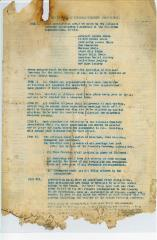 Constitution and By-Laws of the Covedale Cemetery Association (Cincinnati, Ohio)