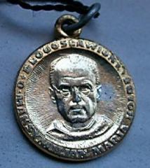 Maximilian Kolbe Commemorative Medallion