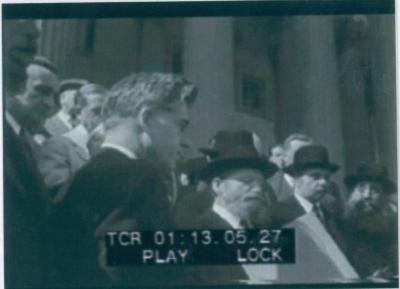 Rabbi Silver in Washington