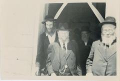 Rabbi Silver Walking