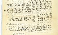 Letter Written to Rabbi Eliezer Silver from Rabbi Avrohom Moshe Babad, the Sunderland Rebbe for Funds for his Kollel