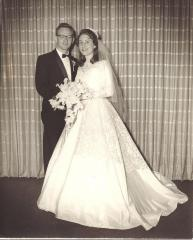 Wedding of Henry and Diana Fenichel in Brooklyn, NY