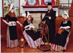 Fenichel Family in Holland
