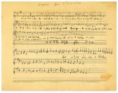 German Jewish Melodies as Transcribed by Manfred Rabenstein
