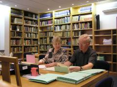 Henry and Diana Fenichel in Archive