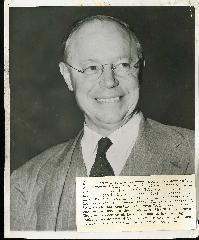 Picture of Senator Robert Taft