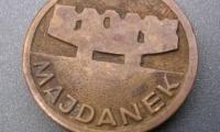 Majdanek Memorial Pin