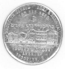 Brooklyn NY Hebrew Home & Hospital for the Aged Token