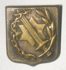 Jewish Brigade Pin