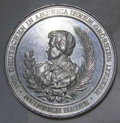 Heinrich Heine Memorial Medal