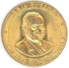 Morris B. Sachs Credit With a Smile Token
