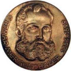 Ottmar Mergenthaler Medal