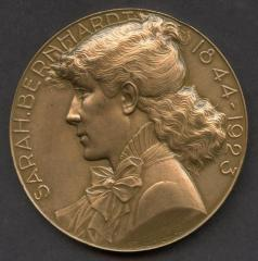 Sarah Bernhart Medal