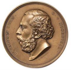 Salomon Hermann von Mosenthal Medal