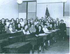 Citizenship Class - Hilda Rothschild