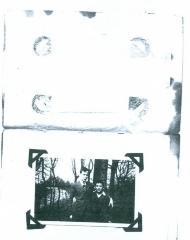 Photograph of Herman Schaalman's brothers