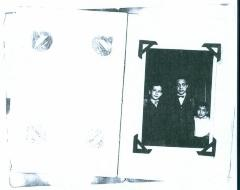 Herman Schaalman's father and brothers