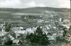 Brünn family home - aerial view