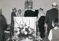 Photographs from Northern Hills Synagogue (Beth El) Candle Lighting Ceremony (Cincinnati, OH)