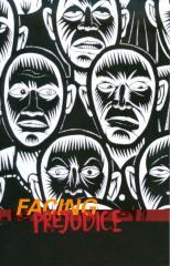 """""""Facing Prejudice: Forbidden Sights and Sounds"""" - program pamphlet"""